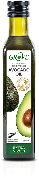 avocado oil bottle