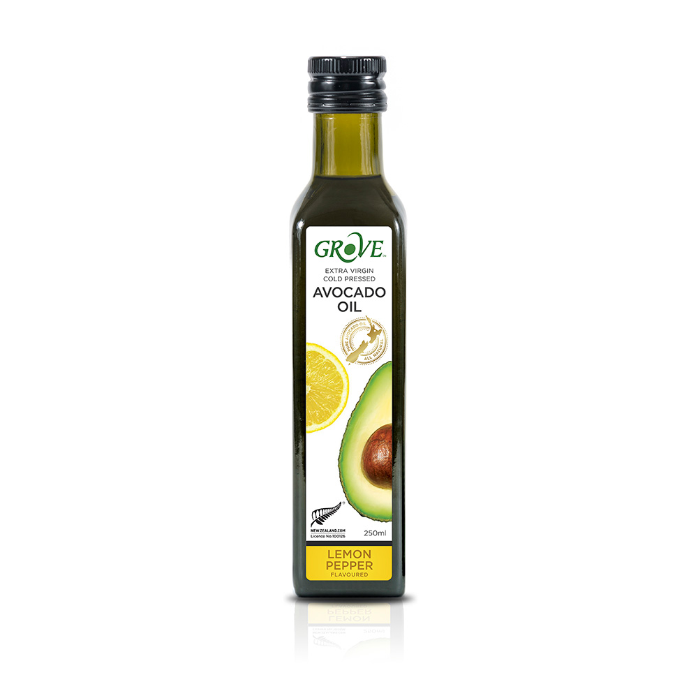 Garlic Avocado Oil