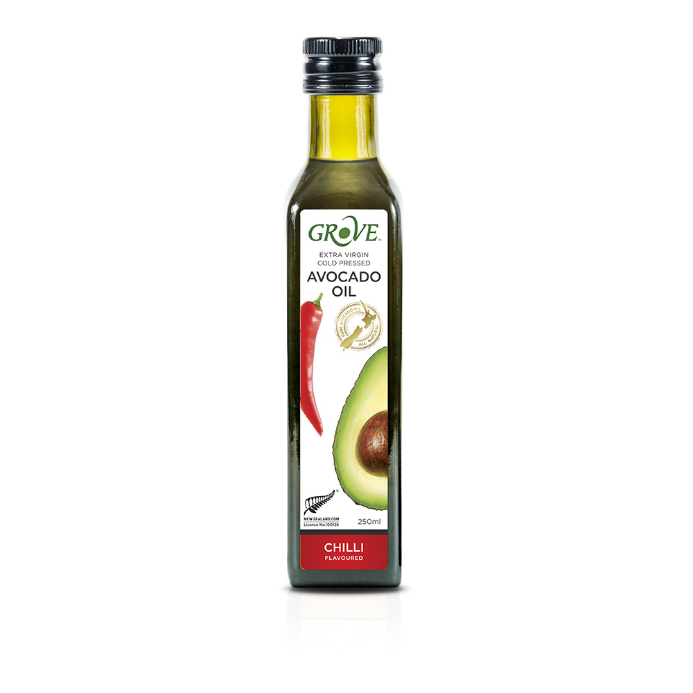 Grove chilli avocado oil